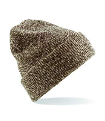 Heathered hat