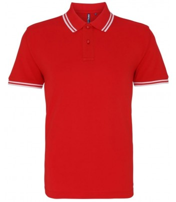Polo collar short sleeves
