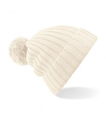 Bonnet à pompon Arosa
