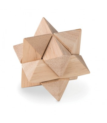 Puzzle bamboo