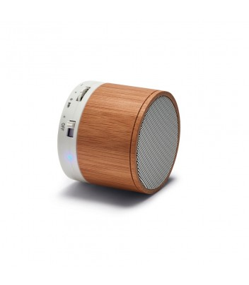 Bluetooth speakers bamboo