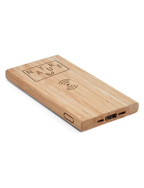 Batterie en bambou