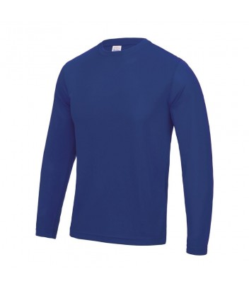 Long sleeve sports t-shirt