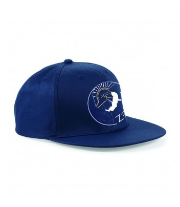 Original flat visor snapback cap