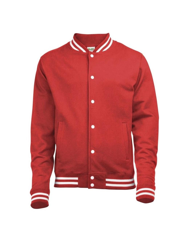 Jacket Teddy Varsity