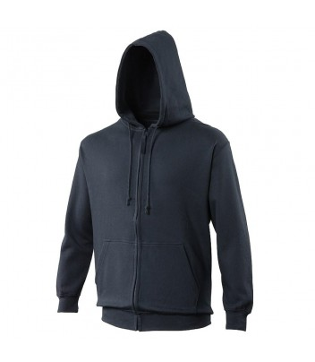 Zipped hoody