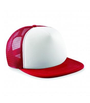 Vintage trucker snapback cap