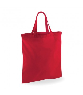 Short handle totebag