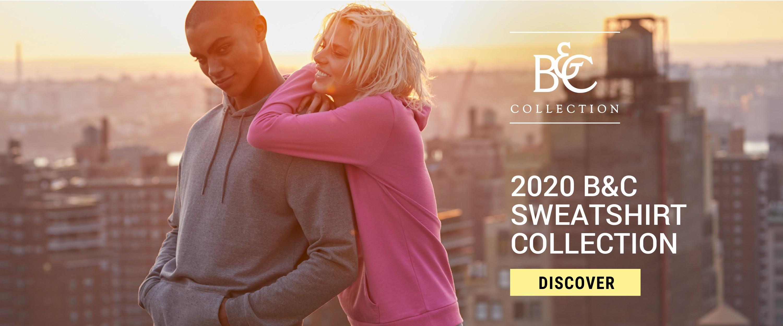 Sweatshirts personnalisables B&C
